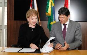Com termo assinado, Prefeitura adere ao Sistema Nacional de Cultura do MinC - Foto; Heloisa Ballarini / SECOM