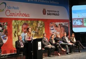 Ana Estela fez questão de ressaltar que diversas secretarias trabalharão em prol do pleno desenvolvimento infantil