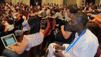 Mais de 800 profissionais participaram da Conferência Mundial de Jornalistas Científicos em Helsinque, na Finlândia (SciDev.net)