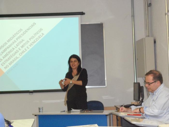 Seminário realizado em 2012