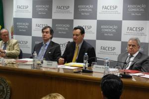 Durante o evento, Kassab afirmou que o Ministério das Cidades é o principal instrumento de gestão dos problemas que atingem as cidades