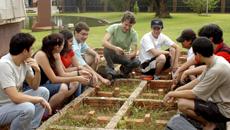 Grupo ainda planeja novas ações com outras comunidades da região - Foto Ciça Bastos
