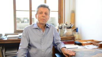 O artista Cláudio Pastro faleceu na madrugada desta quarta-feira, 19 de outubro, em São Paulo, aos 68 anos